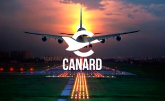 3840x2160 landing dawn logo mid